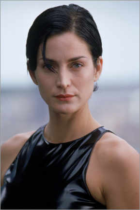 Premiumposter  The Matrix - Carrie-Ann Moss is Trinity