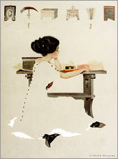 Galleritryck  Know all men by these presents - Clarence Coles Phillips