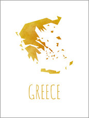 Självhäftande poster  Greece - Stephanie Wittenburg