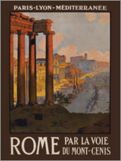 Självhäftande poster  Rome - Travel Collection