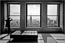 Galleritryck  New York, Top of the Rock - Thomas Splietker