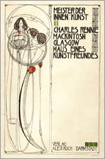 Galleritryck  House of an art lover: Cover - Charles Rennie Mackintosh