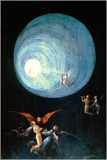 Galleritryck  The Ascent to the Heavenly Paradise (detail) - Hieronymus Bosch