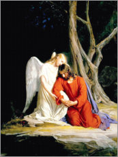 Canvastavla  Gethsemane - Carl Bloch