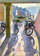 Galleritryck  Wheels and Sails - Timothy Easton