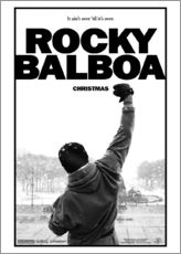 Galleritryck  Rocky Balboa - Entertainment Collection