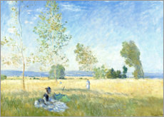 Akrylglastavla  Summer - Claude Monet