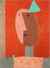 Galleritryck  Clown - Paul Klee
