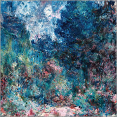 Premiumposter  The house of the artist - Claude Monet