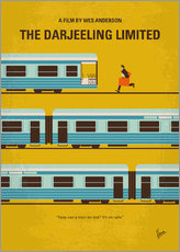 Galleritryck  The Darjeeling Limited - chungkong