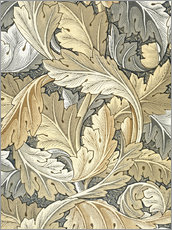 Galleritryck  Acanthus - William Morris