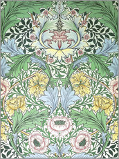 Galleritryck  Myrtle - William Morris