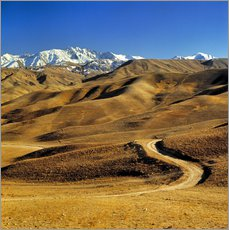 Galleritryck  Road to the Hindu Kush - Ric Ergenbright