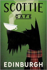 Galleritryck  Scottie Cafe - Ryan Fowler