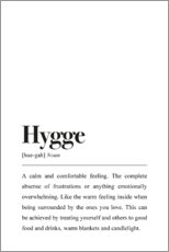 Galleritryck  Hygge definition - Pulse of Art