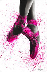 Premiumposter  Pretty in Pink - Ashvin Harrison