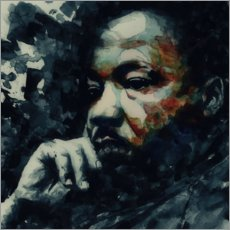 Premiumposter Martin Luther King