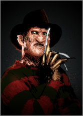 Premiumposter Freddy