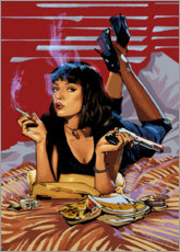 Premiumposter Pulp Fiction