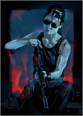 Premiumposter Sarah Connor