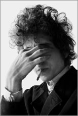 Premiumposter  Bob Dylan I - Celebrity Collection
