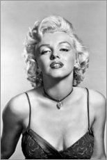Akrylglastavla  Marilyn Monroe - Celebrity Collection