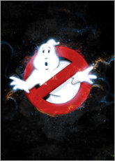 Premiumposter Ghostbusters