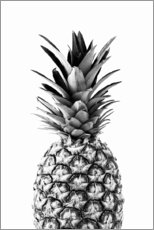 Premiumposter  Pineapple - Art Couture