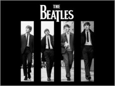 Canvastavla  The Beatles - Entertainment Collection