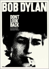 Canvastavla  Bob Dylan - Don't Look Back - Entertainment Collection