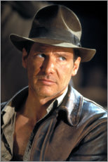 Premiumposter Indiana Jones and the Last Crusade, Harrison Ford