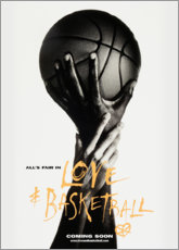Canvastavla  Love & Basketball - Advertising Collection