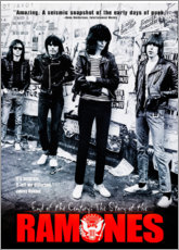Premiumposter  Ramones - End of the century - Entertainment Collection