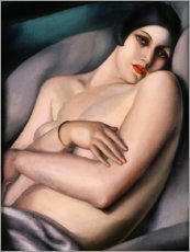 Akrylglastavla  The dream - Tamara de Lempicka