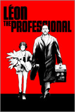 Premiumposter Léon the professional