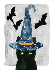 Premiumposter  Black Cat I - Grace Popp