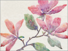 Premiumposter  Flowering branch I - Tim O'Toole