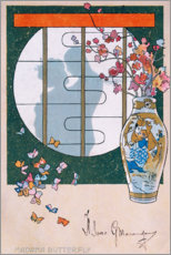 Premiumposter Madame Butterfly III
