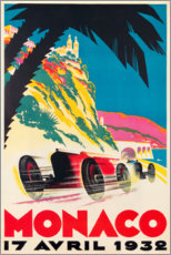 Premiumposter  Monaco 1932 (French) - Travel Collection