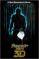 Premiumposter Friday the 13th (English)