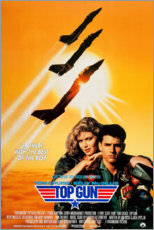 Canvastavla  Top Gun - Entertainment Collection