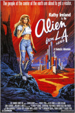 Premiumposter  Alien from L.A. - Entertainment Collection