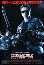 Premiumposter  Terminator 2 - Judgment day (English) - Entertainment Collection