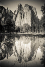 Premiumposter  Yosemite National Park, California - Russ Bishop