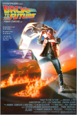 Galleritryck  Back to the future - Entertainment Collection