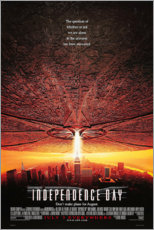 Premiumposter  Independence Day - Entertainment Collection