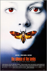 Premiumposter The Silence of the Lambs
