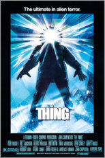 Premiumposter  The Thing - Entertainment Collection
