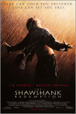 Canvastavla  The Shawshank Redemption (Nyckeln till frihet) - Entertainment Collection