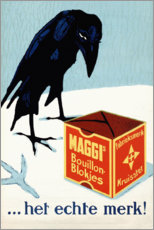Premiumposter  Maggi Brew Cubes (Dutch) - Advertising Collection